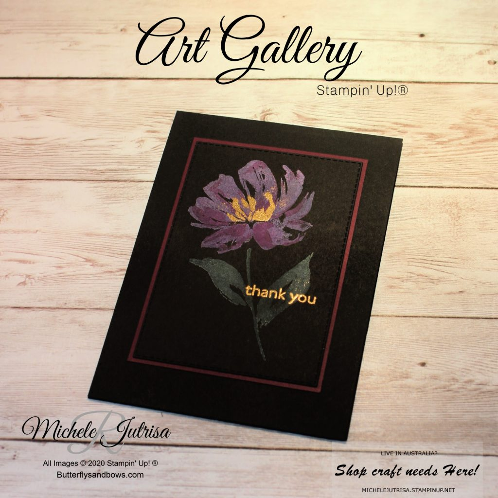 Art Gallery by Stampin' Up!