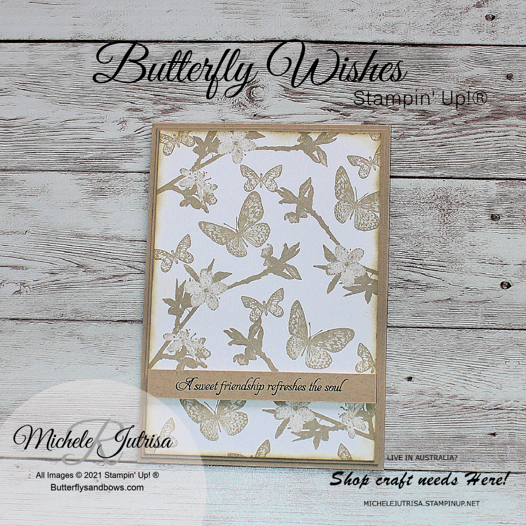 Butterfly Wishes by Stampin' Up!