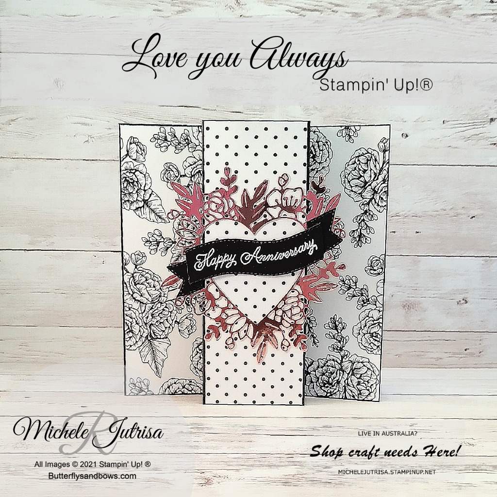 Love You Always by Stampin' Up!