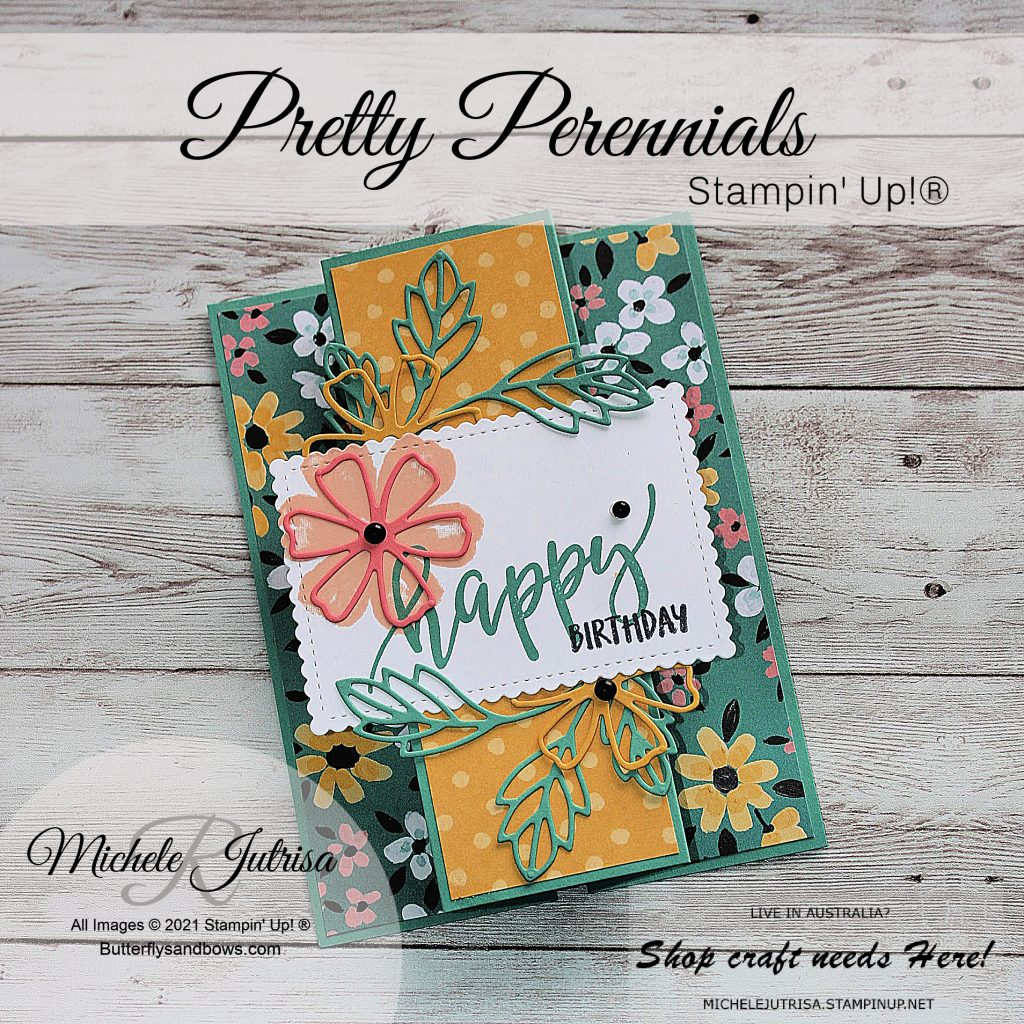 Pretty Perennials by Stampin' Up!