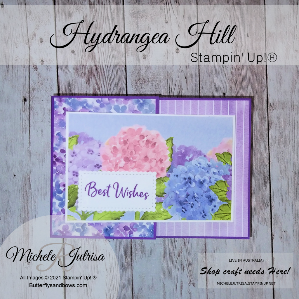 Hydrangea Hill By Stampin' Up!