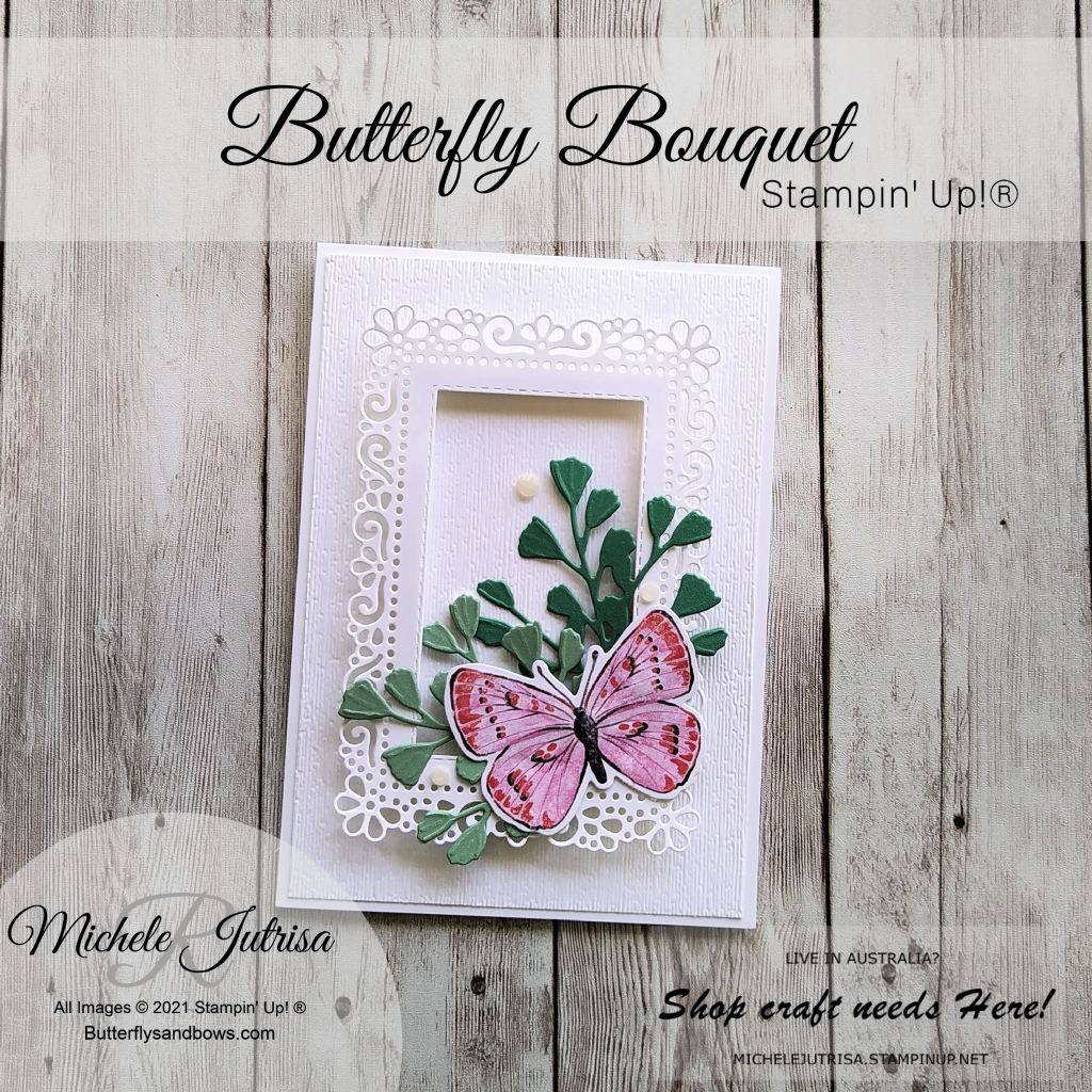 Butterfly Bouquet by Stampin' Up!