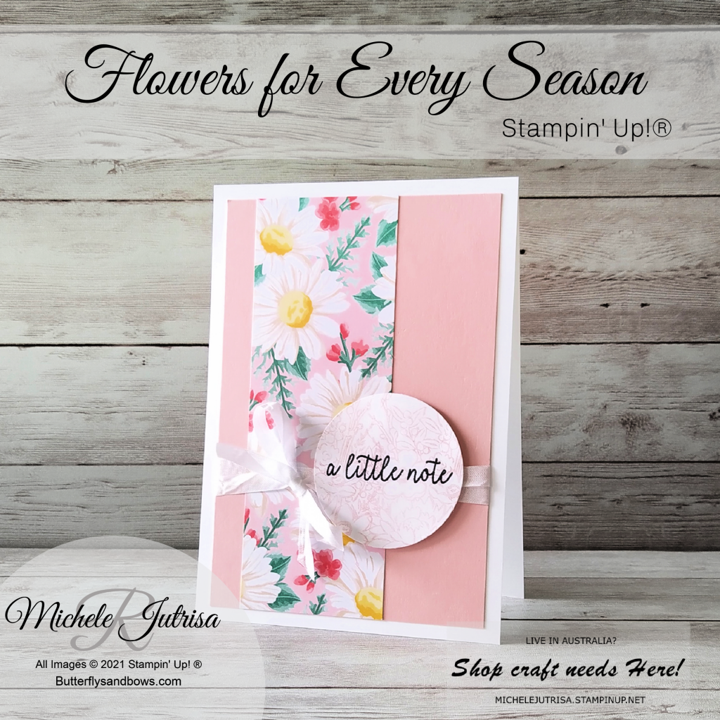 Flowers for Every Season by Stampin' Up!