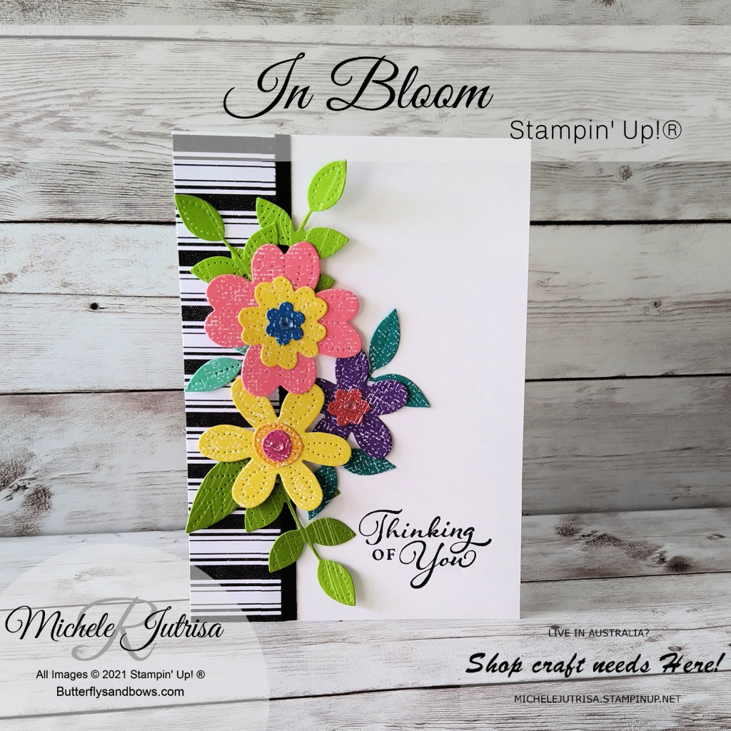 In Bloom Bundle by Stampin' Up!