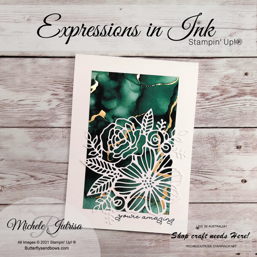 Expressions in Ink by Stampin' Up!