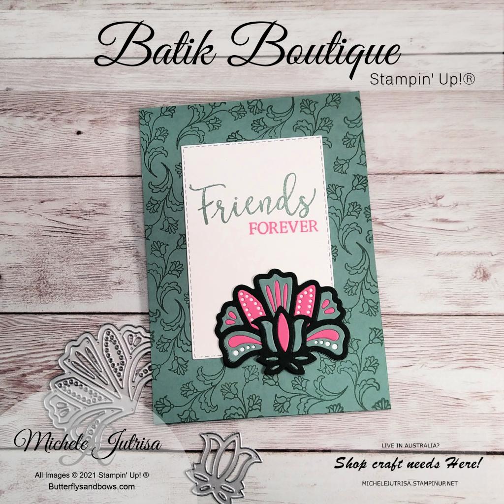 Batik Boutique by Stampin' Up!@