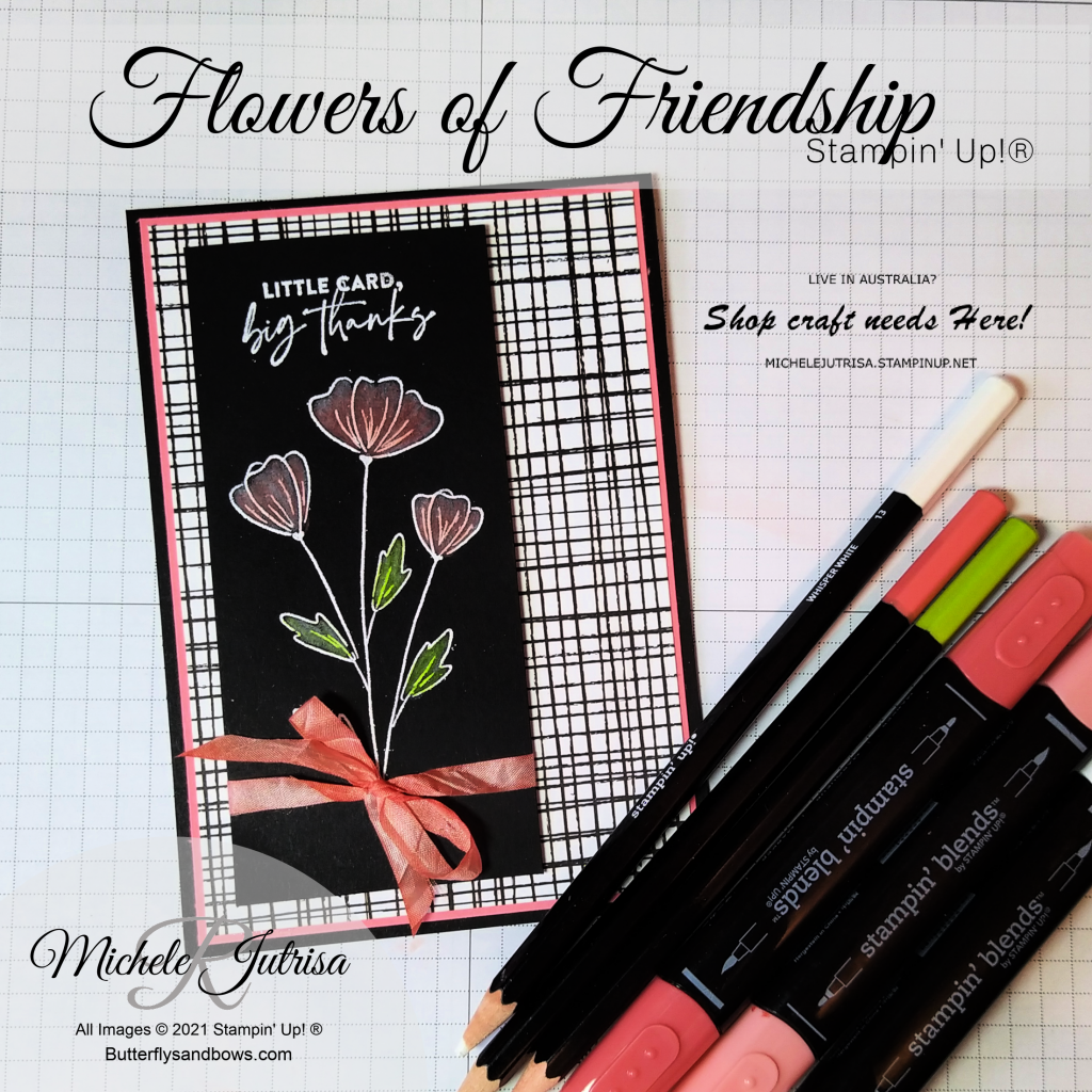 Flowers of Friendship by Stampin' Up!