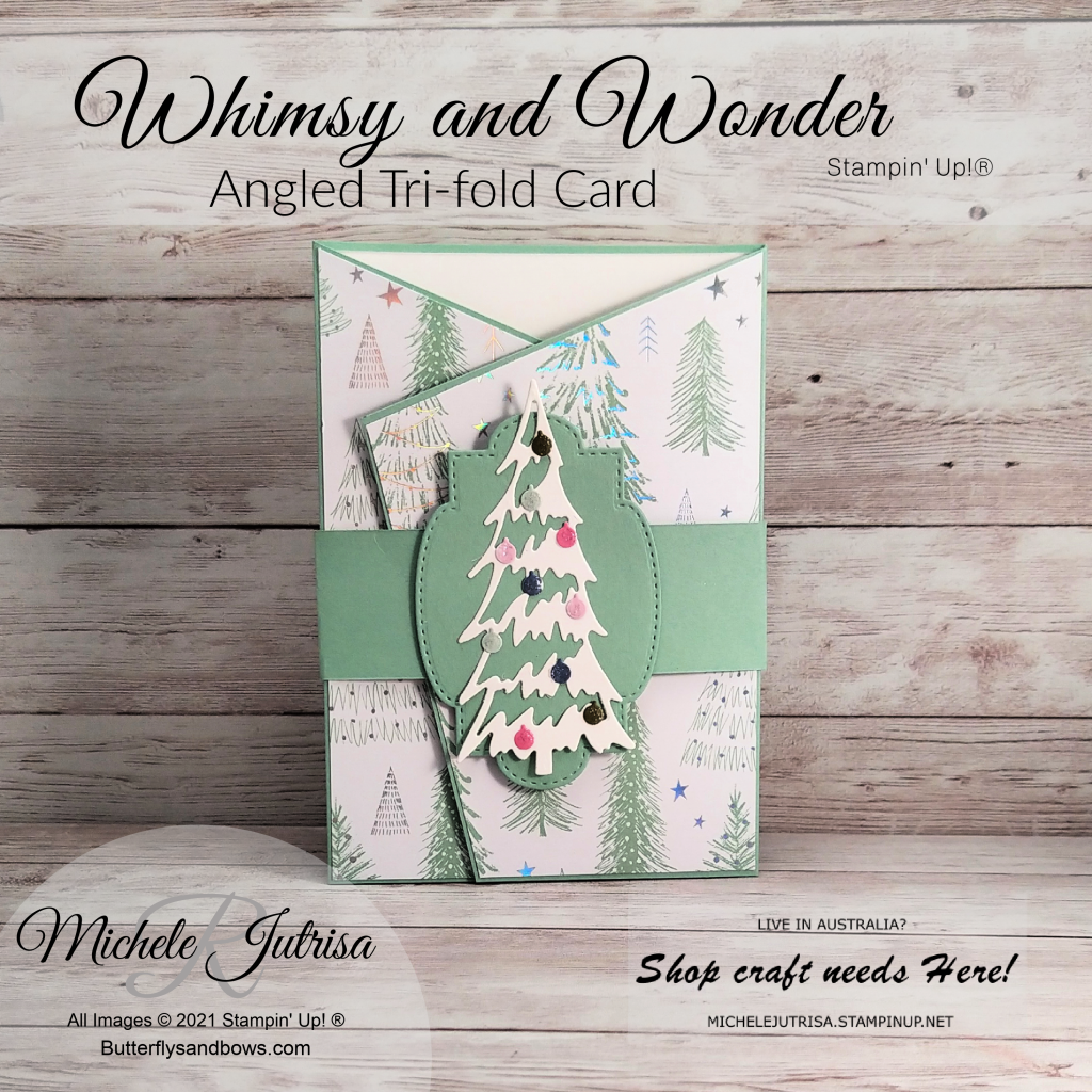 Whimsy and Wonder Suite by Stampin' Up!